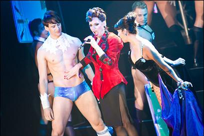 Broadway Bares Blue Boy