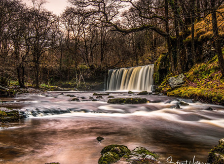 Welsh Waterfall Walk