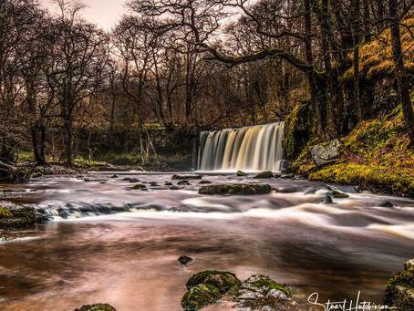 Welsh Waterfall Walk