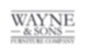 Wayne & Sons Logo B&W.tif