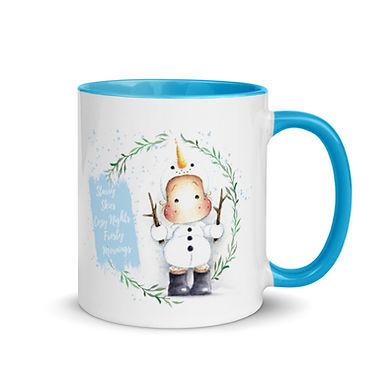Frosty Mornings Tilda Mug