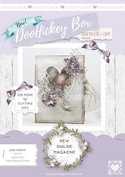 Doohickey Box #28 Forever Flower Magnoli