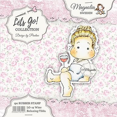 LG-19 Wine Relaxing Tilda