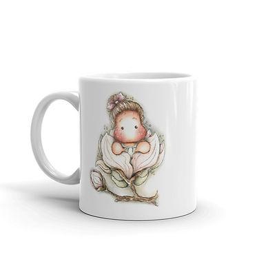 Eat Sleep Craft Repeat Tilda Mug