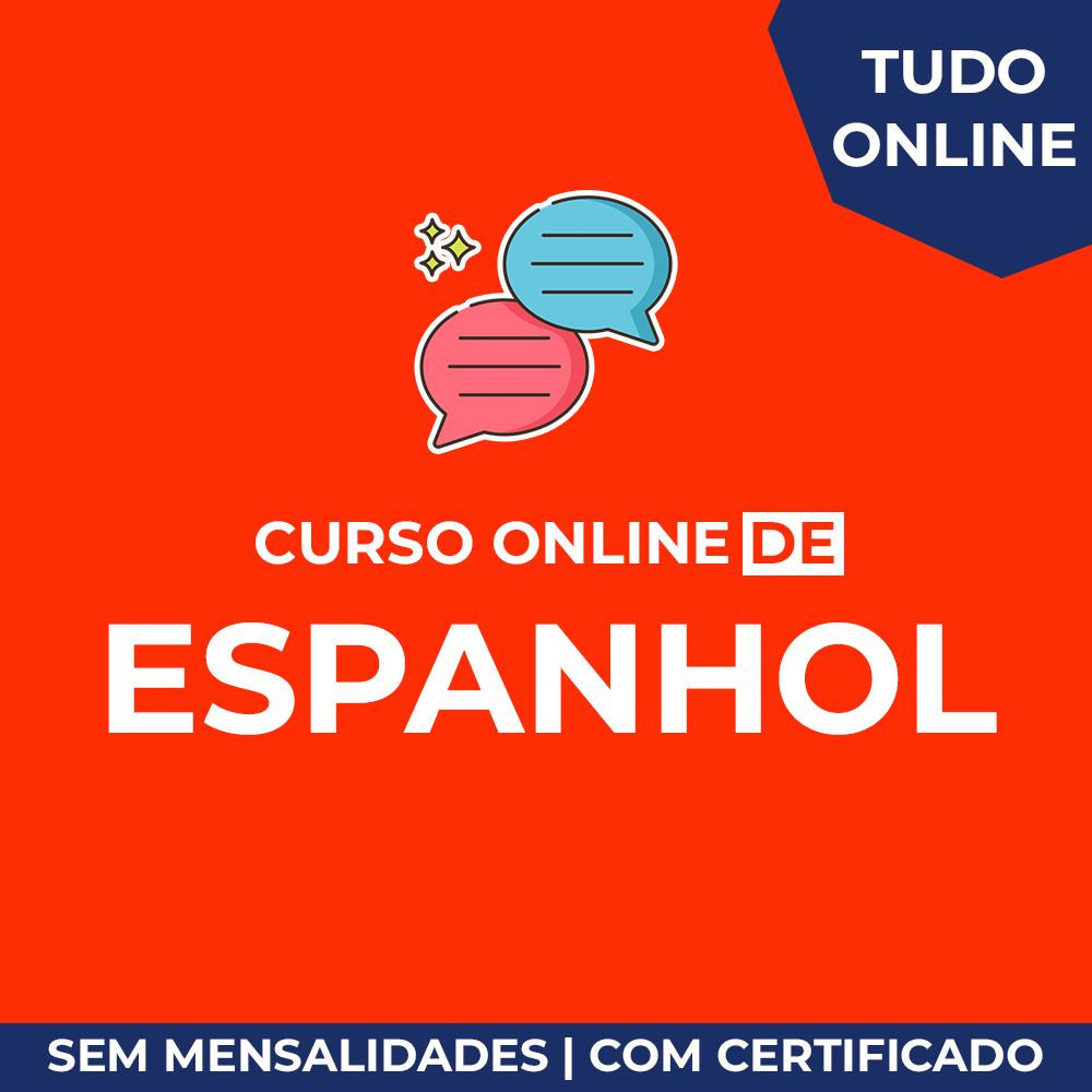 Venha Aprender Espanhol Sem Mensalidades