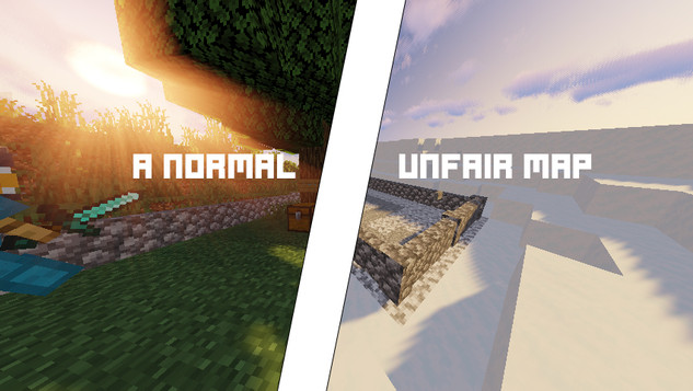 A Normal Unfair Map