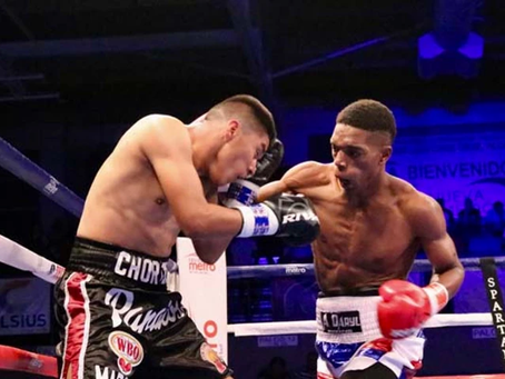 """Bimbito"" Mendez barely retains WBO 105lb title; Frenci Fortunato wins WBO International Youth Title"
