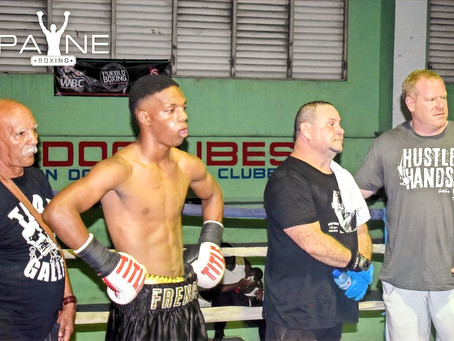 Payne Boxing's Dominican Fighters Complete Weekend Sweep