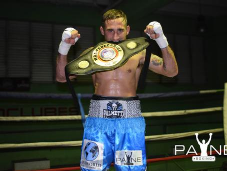 Alberto Palmetta Wins WBA Title