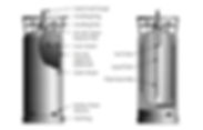 liquid nitrogen dewar