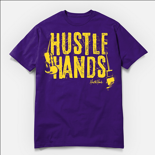 KELVIN KING (HUSTLEHANDS) TEAM SHIRT