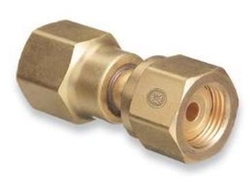 CGA-320 To CGA-580 Adapter