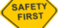 safety-frist-street-sign