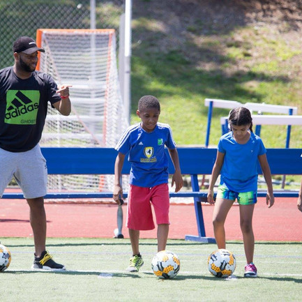 New England Revolutions Clinic with Andrew Farrell