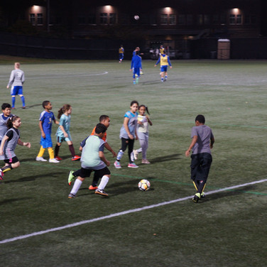 Brown University Soccer Game