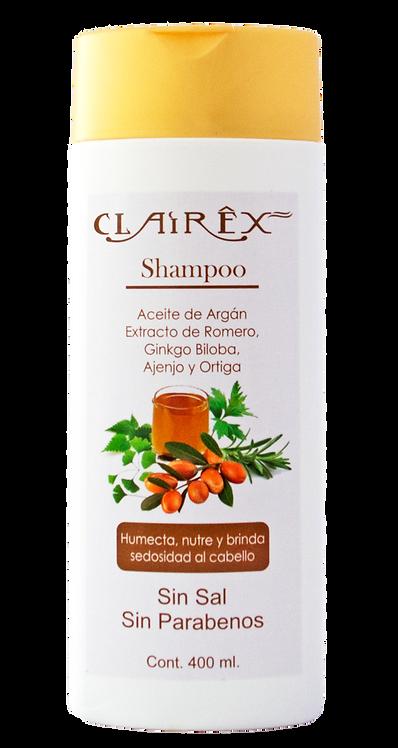 Shampoo Aceite de Argán. 400 m.l