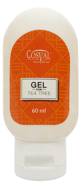 GEL CON TEA TREE 60ml
