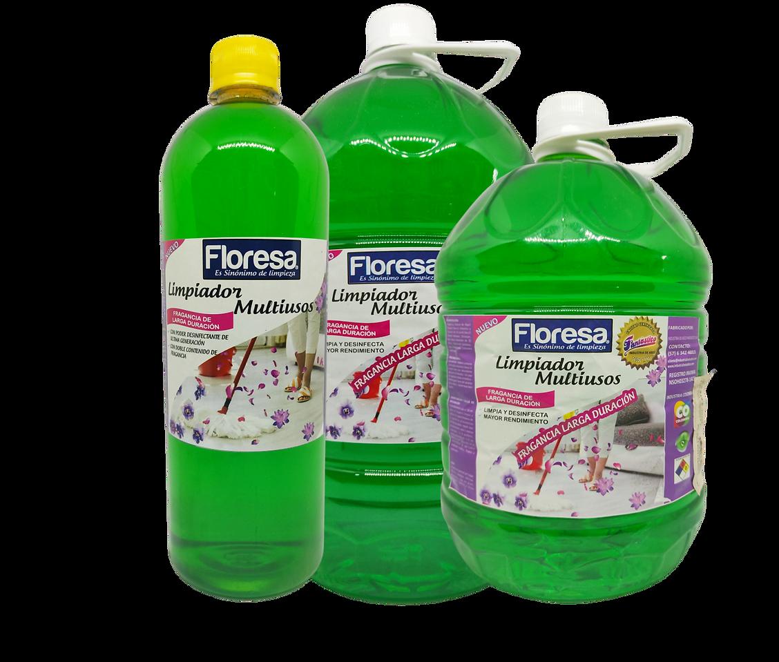 Limpiador Multiusos de LD Frutos Verdes