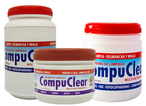Crema multidetergente - Compuclear