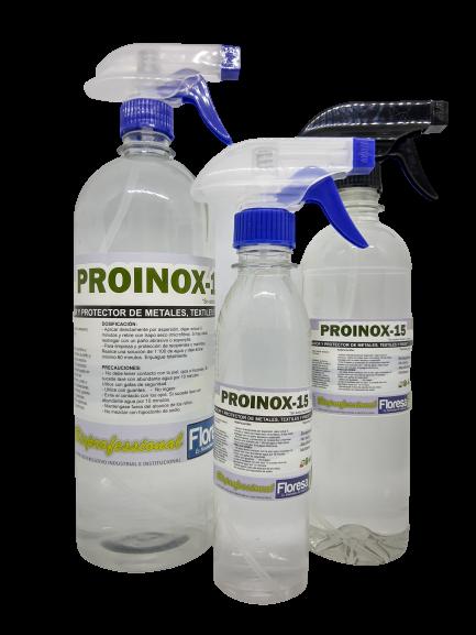 Limpiador y protector de aceros inoxidables- Proinox