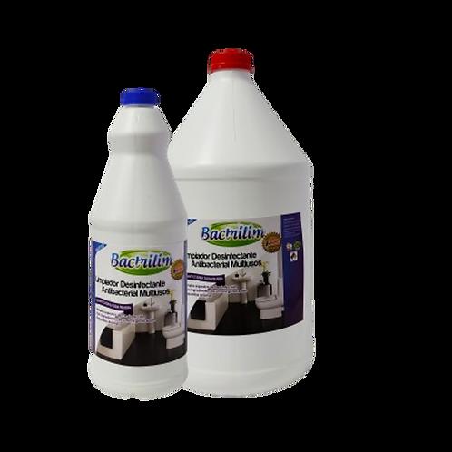 Limpiador desinfectante antibacterial BACTRILIM 1000,3800, 19000cc