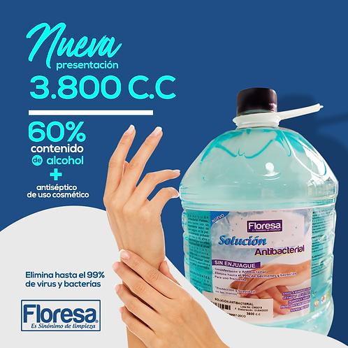 Solución Antibacterial x 3.800 ml