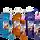 Thumbnail: Desinfectante de Ambientes. 250, 2000, 3800, 19000cc