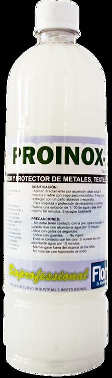 Limpiador y renovador de aceros inoxidables PROINOX-15 x 900 ml