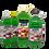 Thumbnail: Limpiador frutos verdes. 500, 1000, 2000, 3800, 19000cc