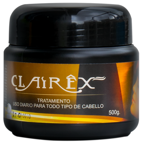 Tratmiento capilar Clairex. 500 grs