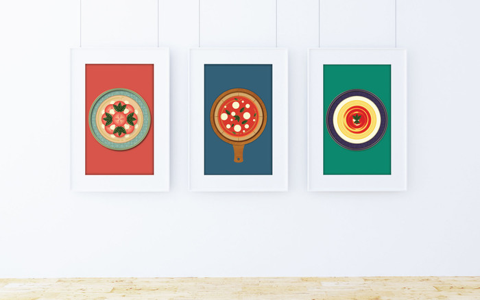 The 'Bel-Pease' Collection - Wall Art