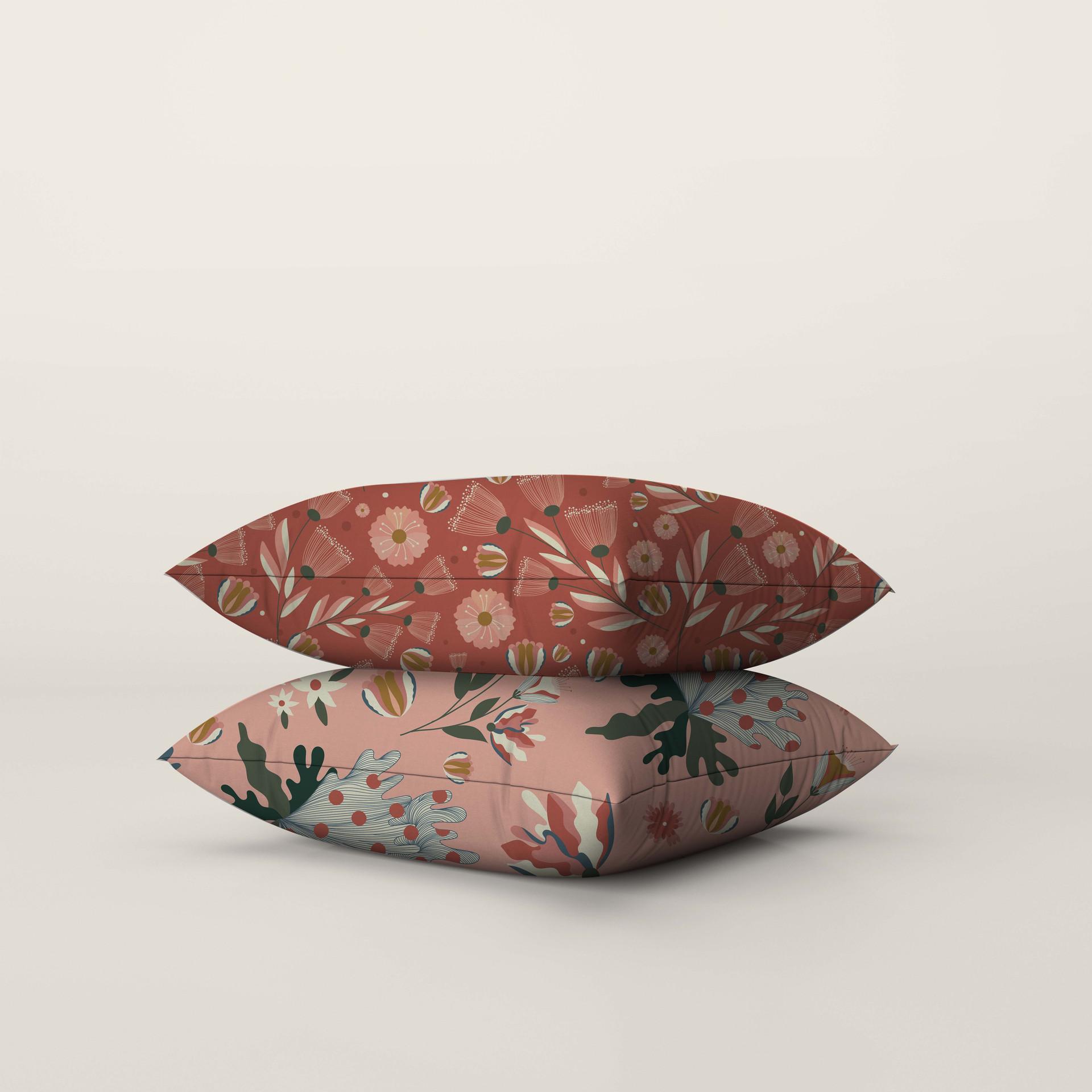 Autumn Floor Cushions