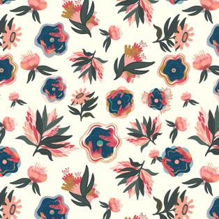 Tropical Blossomy 002