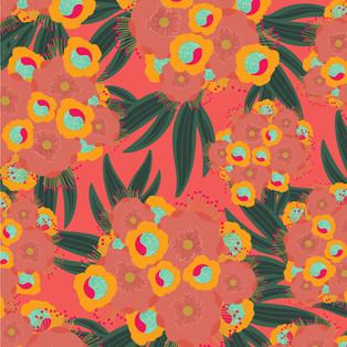 Tropical Blossomy 007