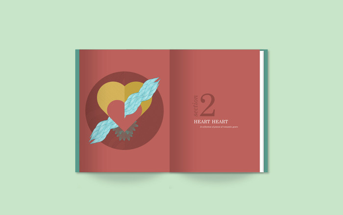 A book of Poetry - Aashna Unadkat
