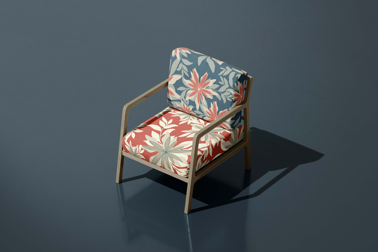 MOdern Botanics Upholstery