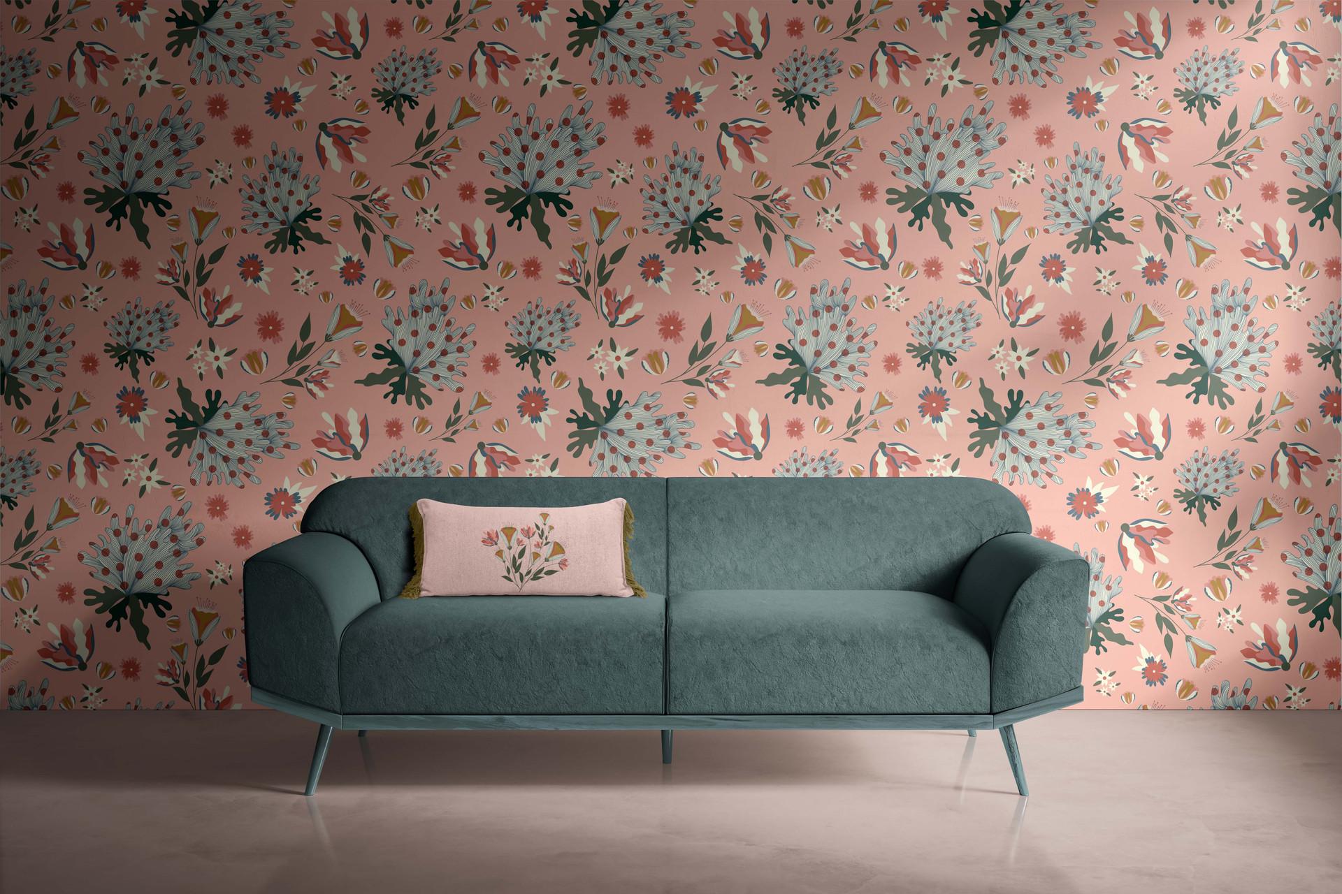 Autumn Floor Wallpaper