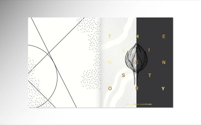 Catanzaro - A Linen Coffee Table Book