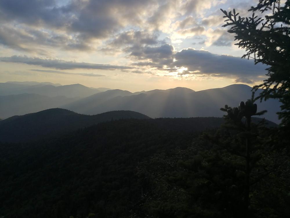 Great Range Traverse Adirondacks Hike