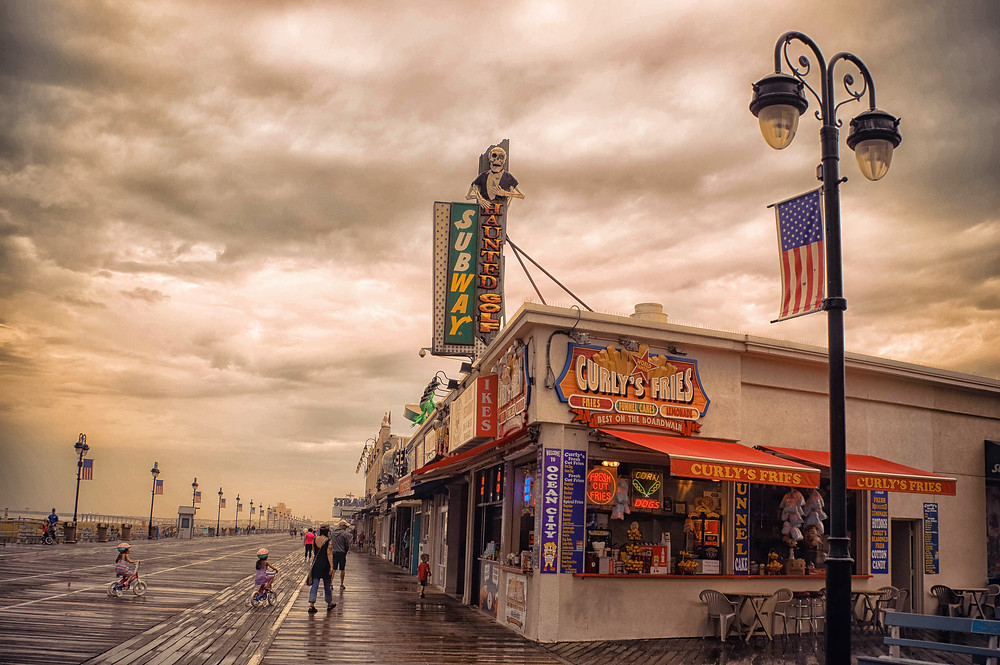 Atlantic City Highlights and Boardwalk