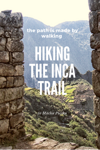 2 Day Inca Trail Hike Peru