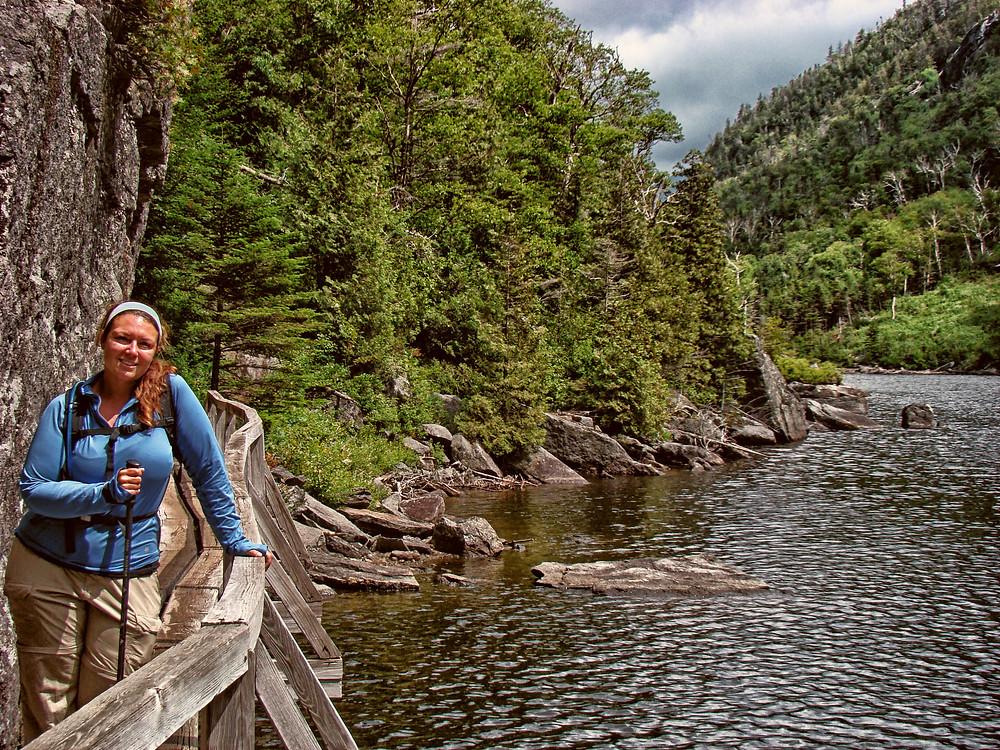 Mt Algonquin Adirondacks New York
