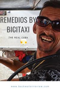 Remedios Cuba Bicitaxi