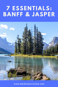 Banff and Jasper Itinerary