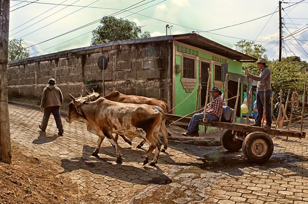 Nandaime Nicaragua Mombacho Valle Menier Santa Ana