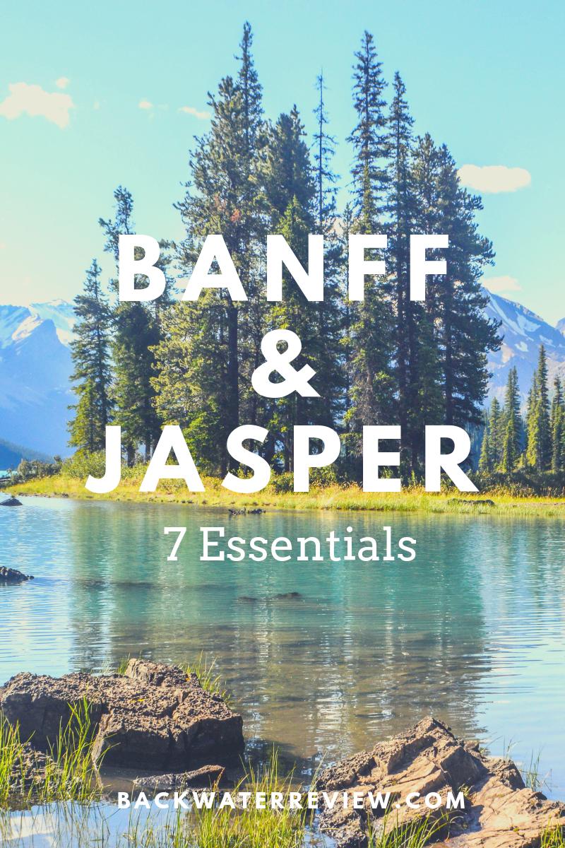 Banff and Jasper Itinerary
