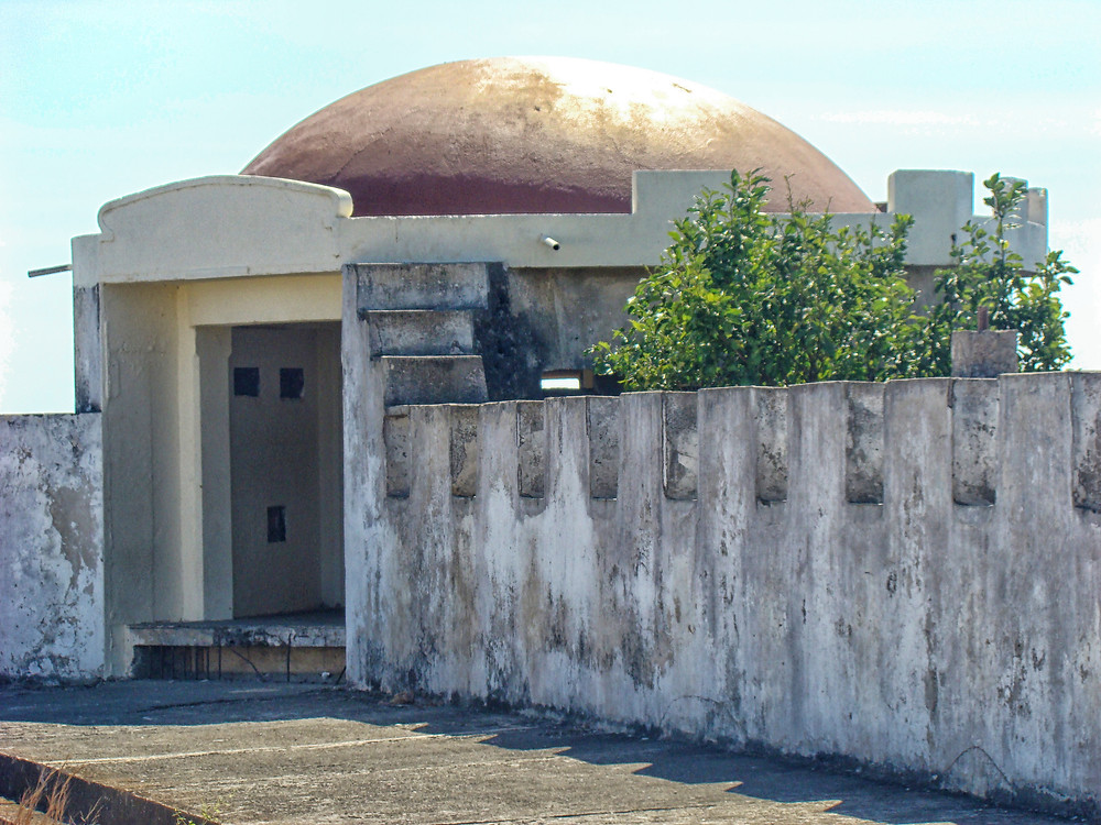 Nicaragua's Fortaleza El Coyotepe