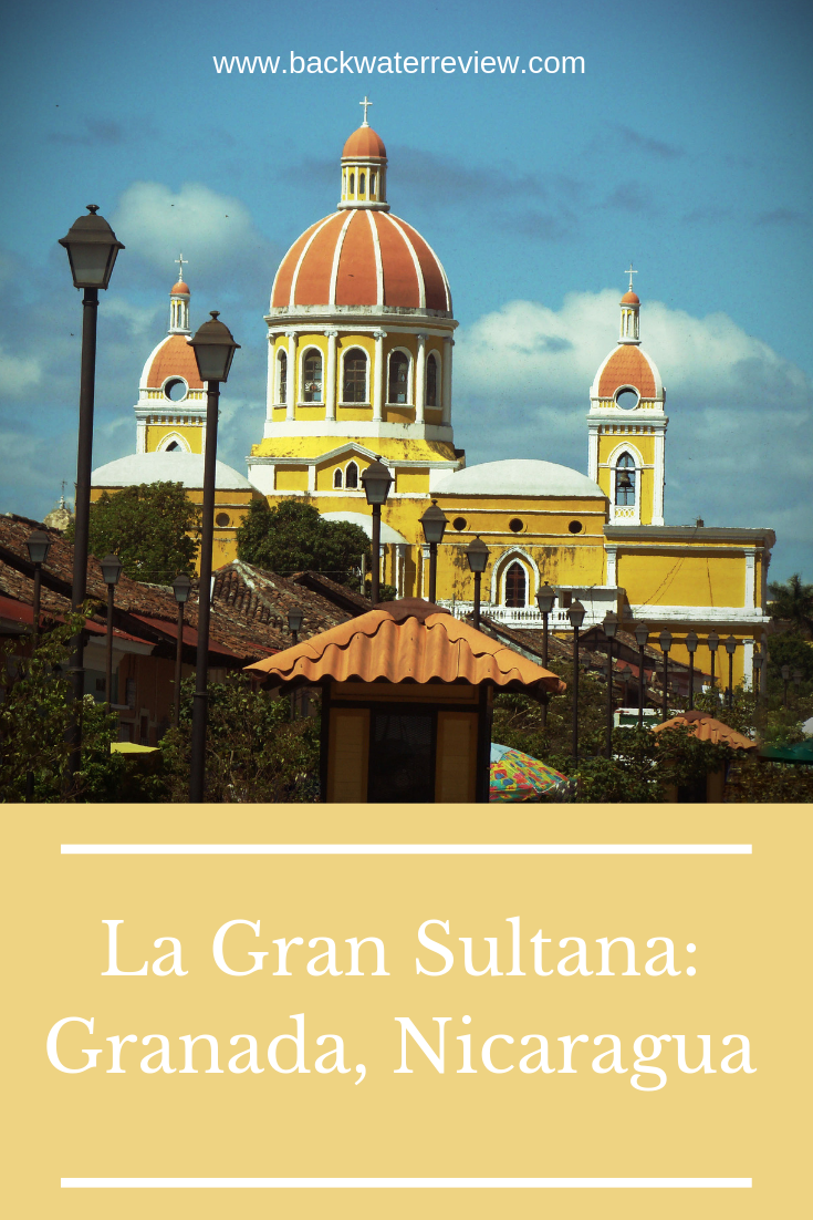 Granada Nicaragua Itinerary