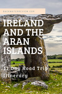 12 Day Road Trip Ireland