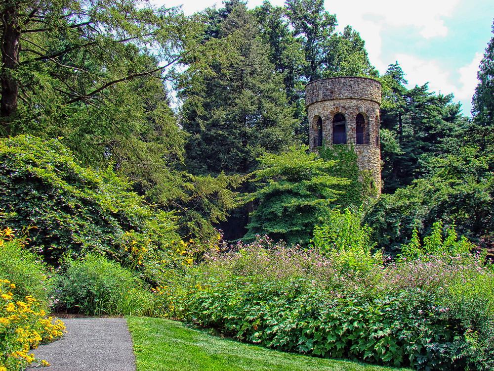 Longwood Gardens: A Tale of Two Seasons
